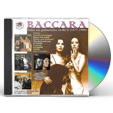 TODAS SUS GRABACIONES PARA DISCOS EN RCA (1977-198 CD