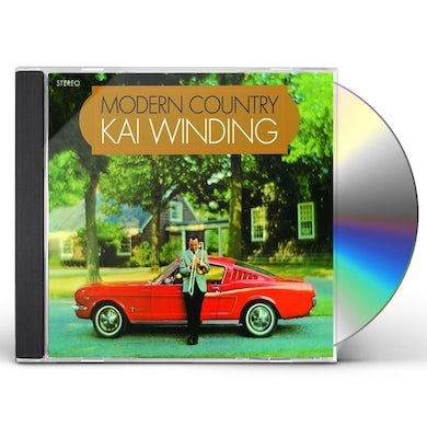 Kai Winding MODERN COUNTRY / LONELY ONE CD