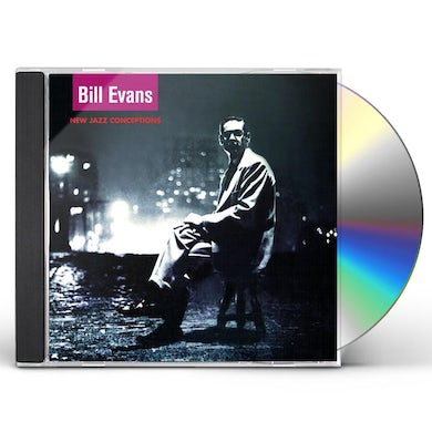 Bill Evans NEW JAZZ CONCEPTIONS CD