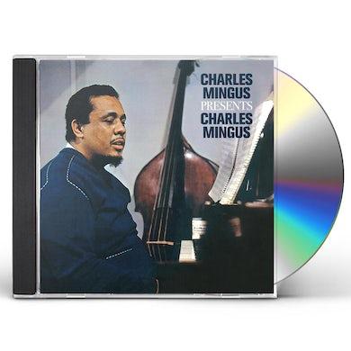 PRESENTS CHARLES MINGUS CD