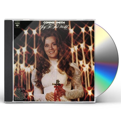 Connie Smith JOY TO THE WORLD CD