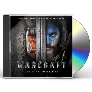 RAMIN DJAWADI WARCRAFT / Original Soundtrack CD