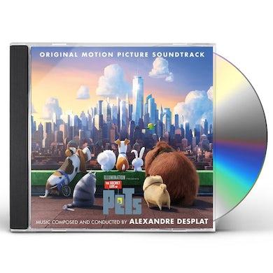 Alexandre Desplat SECRET LIFE OF PETS / Original Soundtrack CD