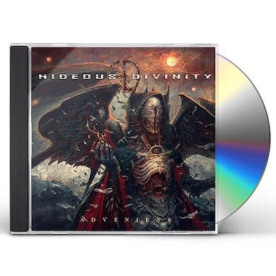 Hideous Divinity ADVENIENS CD