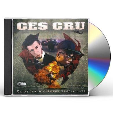 Ces Cru CATASTROPHIC EVENT SPECIALISTS CD