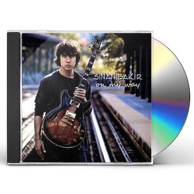 Sinan Bakir ON MY WAY CD