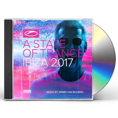 Armin van Buuren STATE OF TRANCE IBIZA 2017 CD