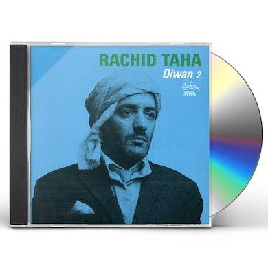 Rachid Taha DIWAN 2 CD