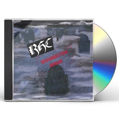 RHC RESURRECTION DENIED CD