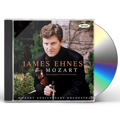 James Ehnes COMPLETE VIOLIN CONCERTOS CD