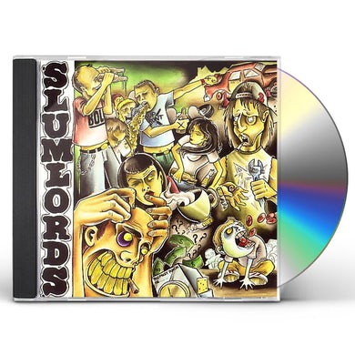 Slumlords ON THE STREMPH CD