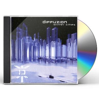 Diffuzion WINTER CITIES CD
