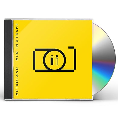 METROLAND MEN IN A FRAME CD