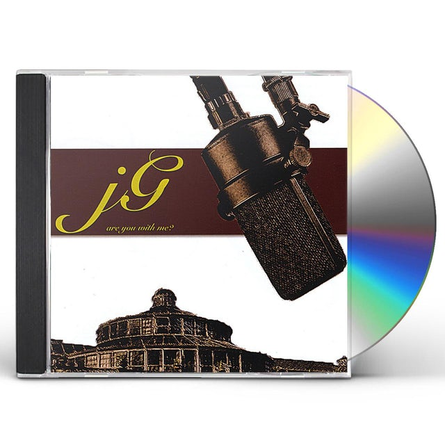 JG ARE YOU WITH ME? CD