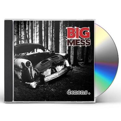 Big Mess DEMONS CD