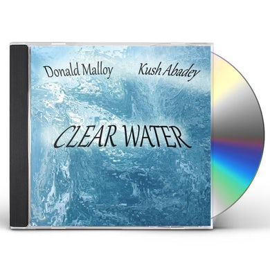 Donald Malloy CLEAR WATER CD