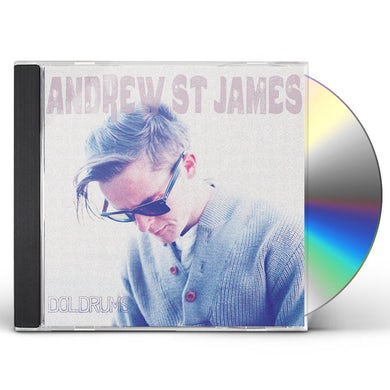 Andrew St. James DOLDRUMS CD