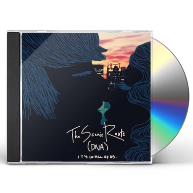Dna THE SCENIC ROUTE CD