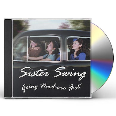 GOING NOWHERE FAST CD