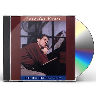 Jim Hendricks PEACEFUL HEART CD