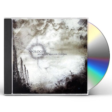Apologist WE'RE ON VAPOUR COUGAR CD