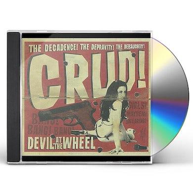 CRUD DEVIL AT THE WHEEL CD