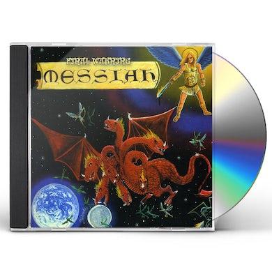 Messiah FINAL WARNING CD