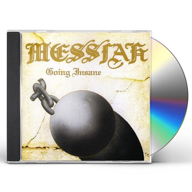 Messiah GOING INSANE +3 CD