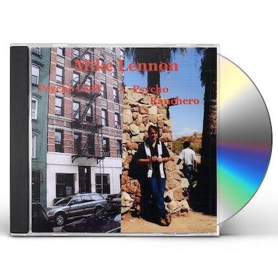 Mike Lennon PSYCHO C&W/PSYCHO RANCHERO CD