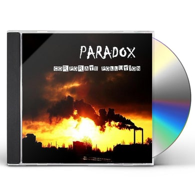 Paradox CORPORATE POLLUTION CD
