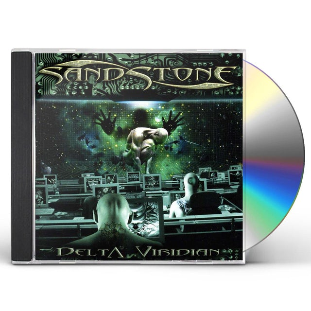 Sandstone DELTA VIRIDIAN CD