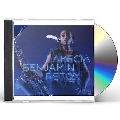 Lakecia Benjamin RETOX CD