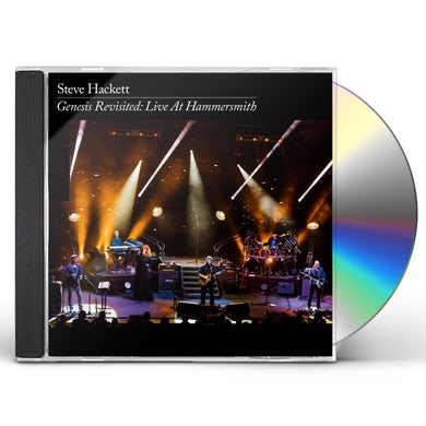 Steve Hackett GENESIS REVISITED: LIVE AT HAMMERSMITH CD