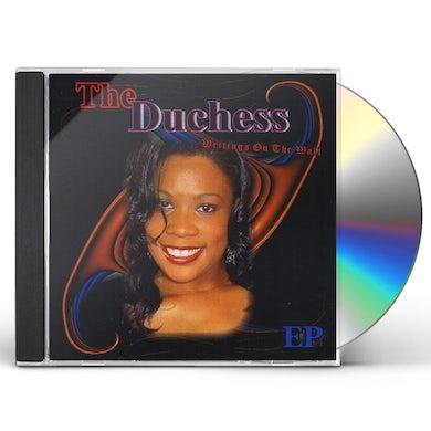 DUCHESS WRITINGS ON THE WALL CD