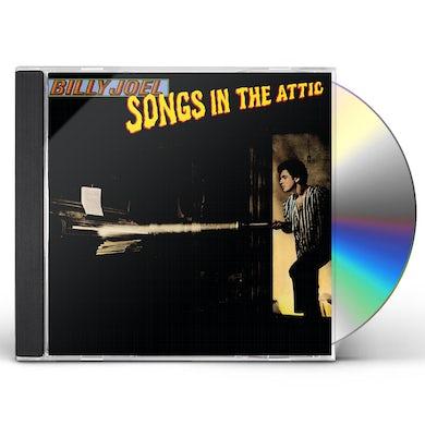 Billy Joel SONGS IN THE ATTIC CD
