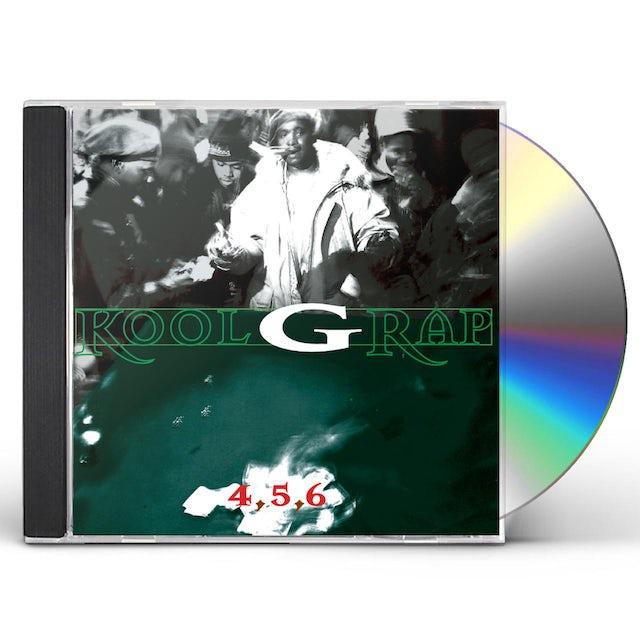 Kool G Rap & Dj Polo 4 5 6 CD