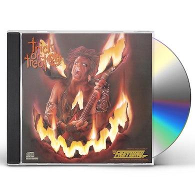 Fastway TRICK OR TREAT / Original Soundtrack CD