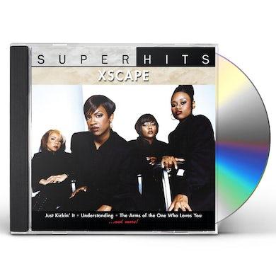 Xscape SUPER HITS CD