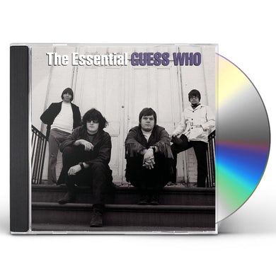 ESSENTIAL The Guess Who CD