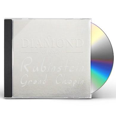 Arthur Rubinstein RUBINSTEIN GRAND CHOPIN CD