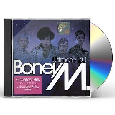 Boney M ULTIMATE 2.0 CD