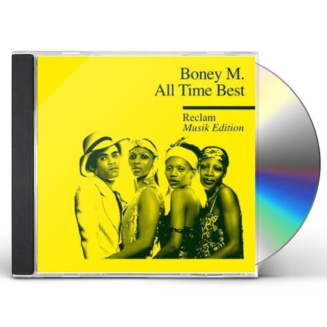 Boney M. ALL TIME BEST RECLAM MUSIK EDITION CD