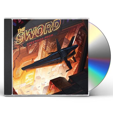 Sword GREETINGS FROM CD