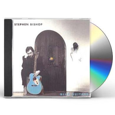 Stephen Bishop BLUE GUITARS CD