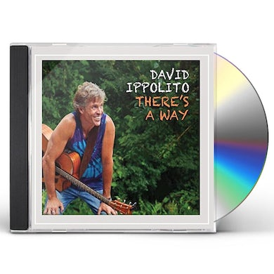 David Ippolito THERE'S A WAY CD