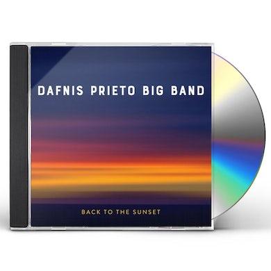 Dafnis Prieto Back To the Sunset CD