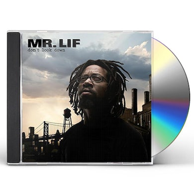 Mr Lif DON'T LOOK DOWN CD