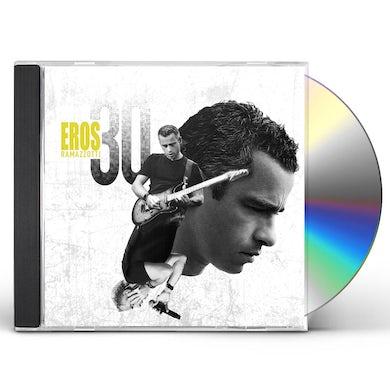 Eros Ramazzotti EROS 30 CD