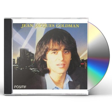 Jean-Jacques Goldman POSITIF CD