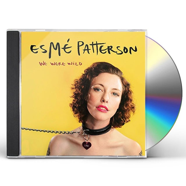 Esmé Patterson WE WERE WILD CD